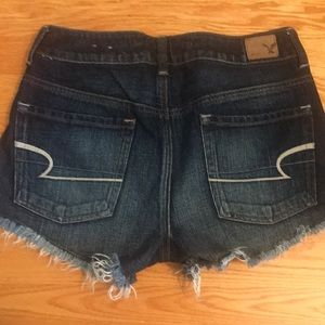 American Eagle Outfitters Shorts - American Eagle Highwaisted shorts